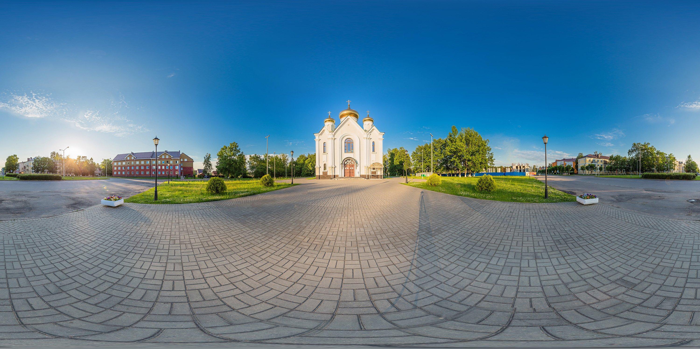 Виртуальные туры для Google в Санкт-Петербурге