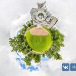 Виртуальный тур по поселку Невская Дубровка